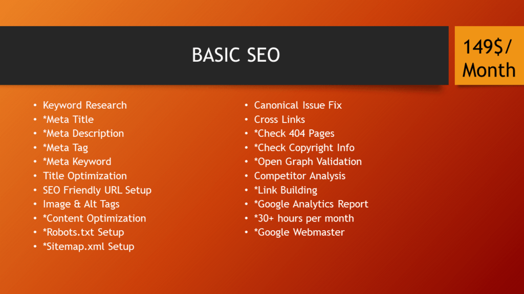 Online-Marketing-bd-Basic-SEO-Package-at Cheap-price