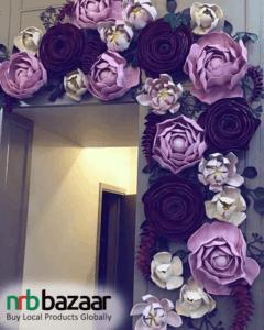 Decorative Paper Flower