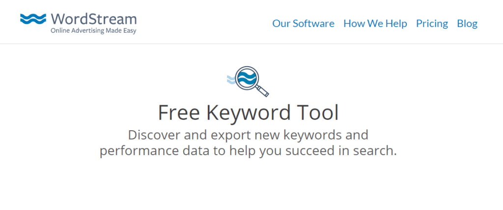 WordStream-Keyword-tool-you-will-be-able-to-see-keywords-search-volumes