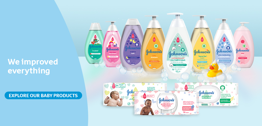 Johnson products available at the online shop of Bangladesh